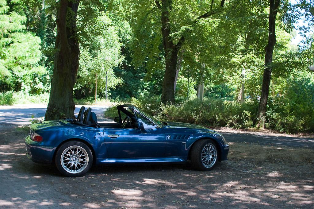 Meine Sommermaschine Z3 2 2l Bmw Z1 Z3 Z4 Z8 Quot Z3